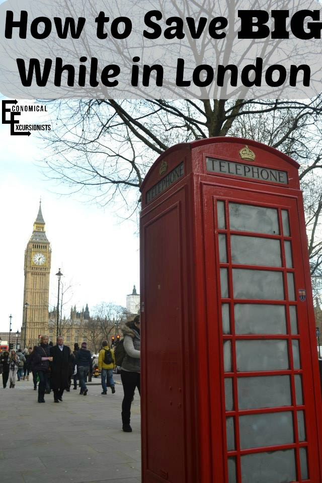 How to Save in London- The Stonehenge Info is Genius!