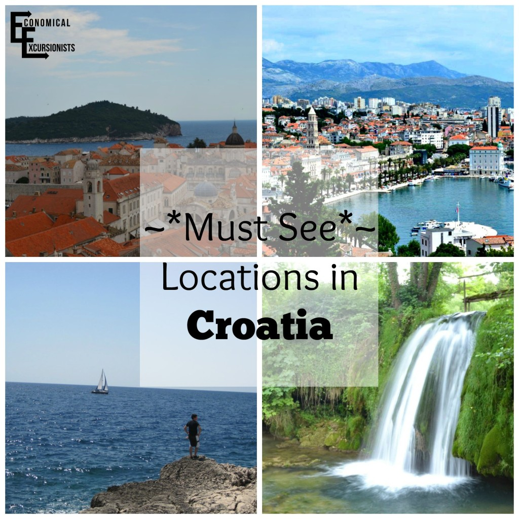 Top cities to see in Croatia