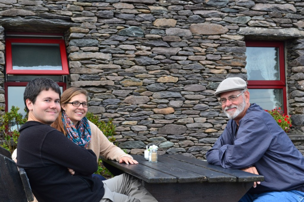 Dingle Loop Peninsula Stop on a one week itinerary ireland
