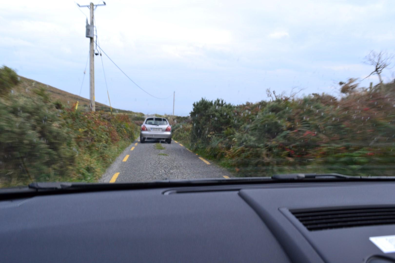 driving ireland tips