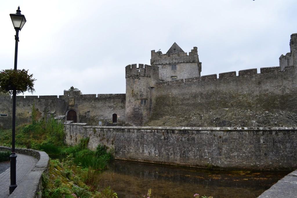 Cahir Castle, Ireland during ireland in one week
