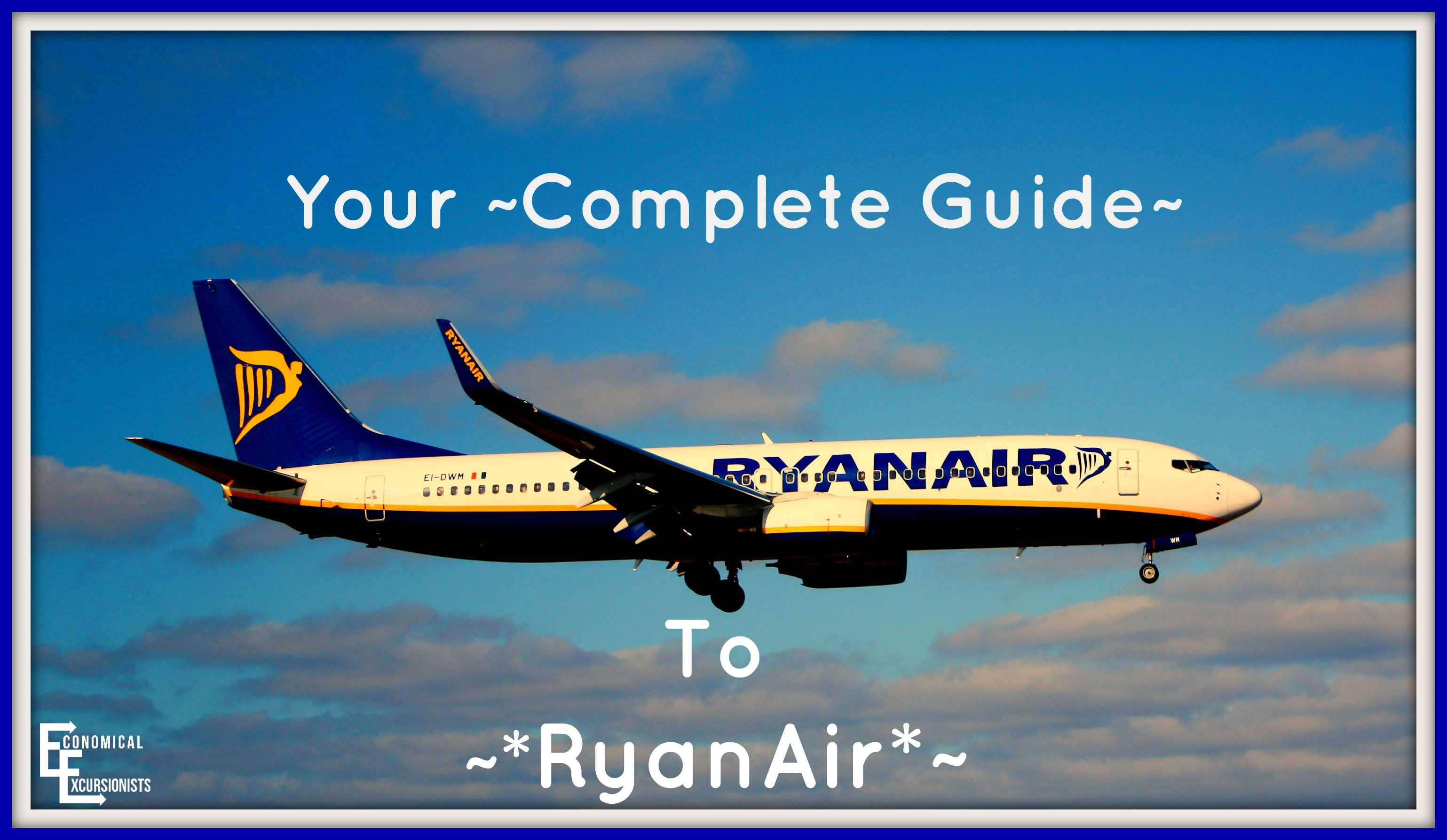 Frequently Asked Questions FAQS for RyanAir