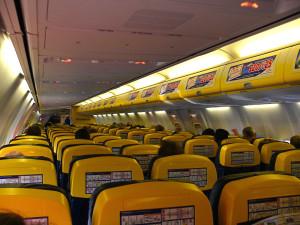Booking RyanAir Seats