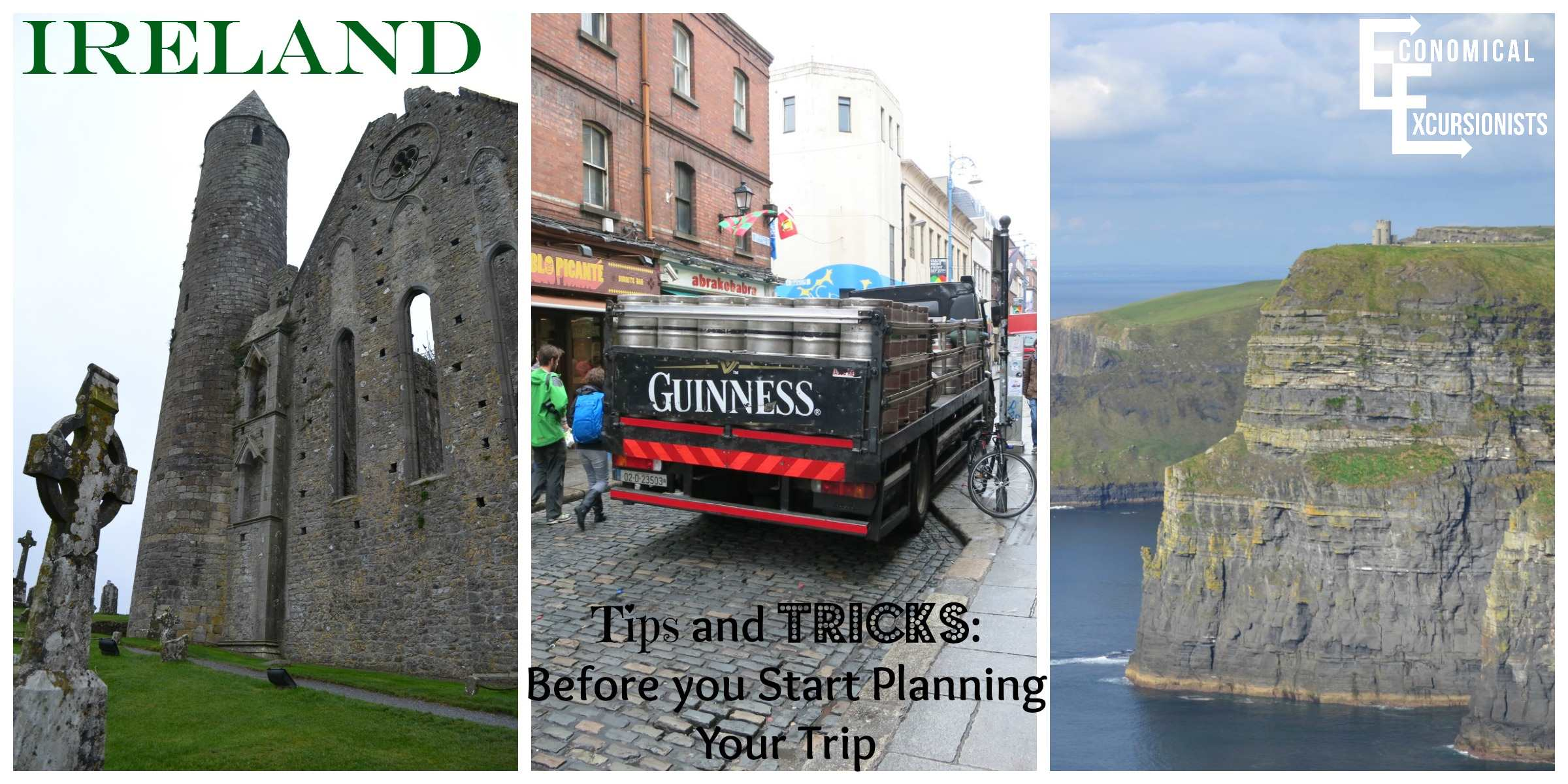 ireland tips and tricks