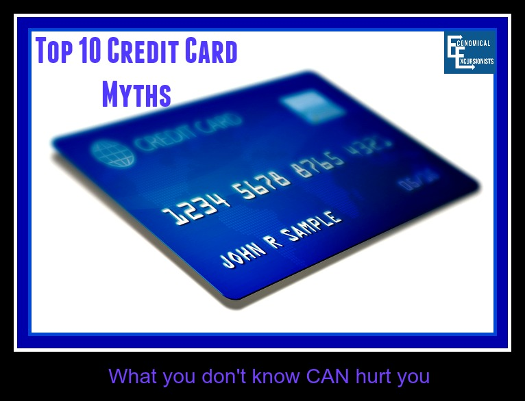 What you don't know about credit card myths