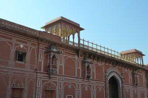 Jaipur; the Pink City