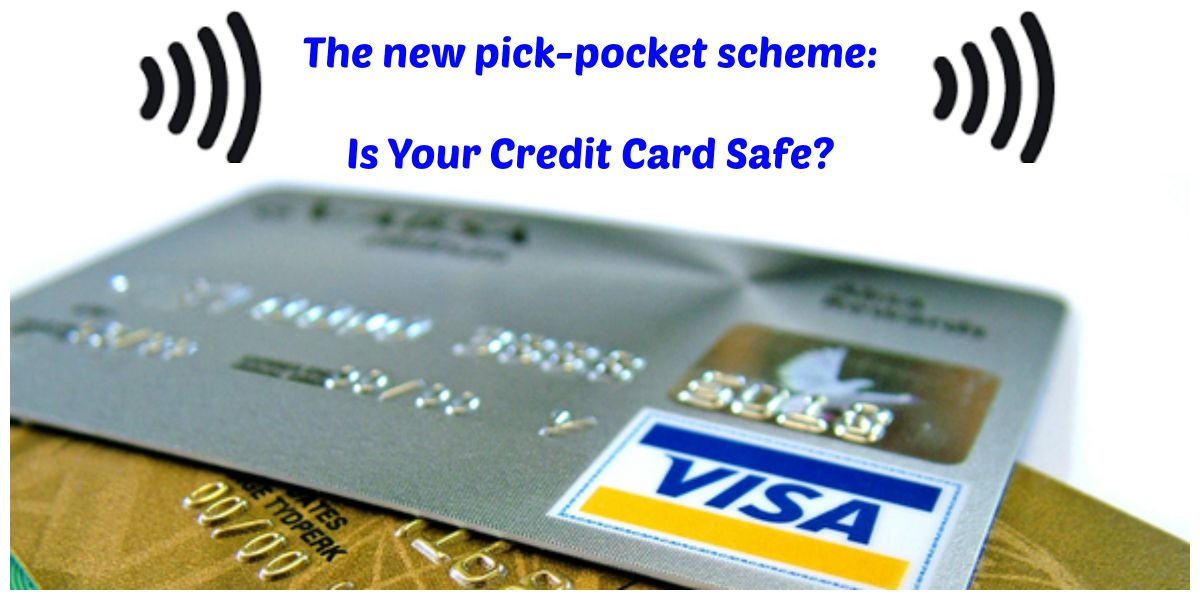 Rfid Credit Cards What You Dont Know Will Hurt You