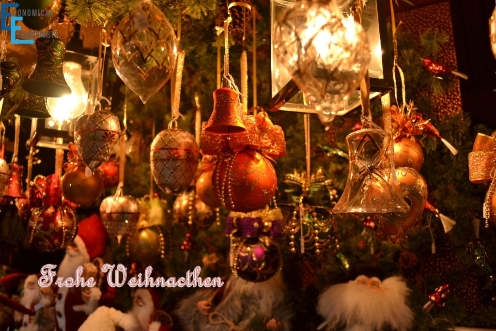 Frohe Weihnachten - The Economical Excursionists
