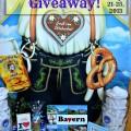Ecnonimcal Excursionists Oktoberfest Giveaway