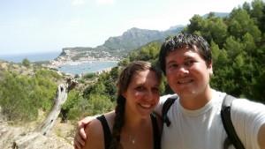 Beautiful hiking in Soller Spain