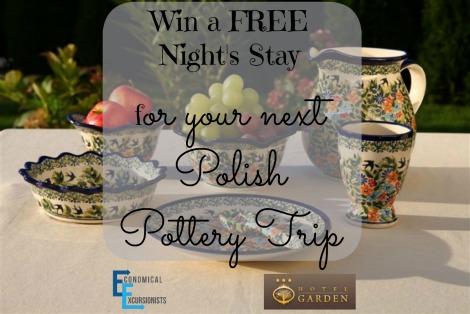 Win a free hotel night in Poland