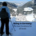 Great info on different locations to ski in Germany or right across into the Austrian border!