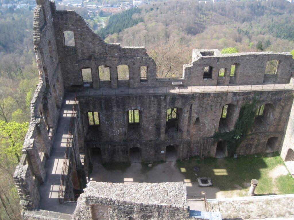 baden baden what to do: Go to the Hohenbaden Castle