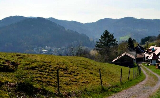 Merkurbergbahn, the perfect place to hike before heading to the Baden-Baden Spas