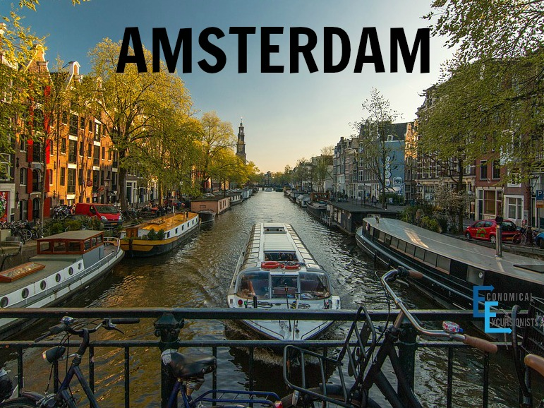 Beautiful Amsterdam- a little something to do for everyone