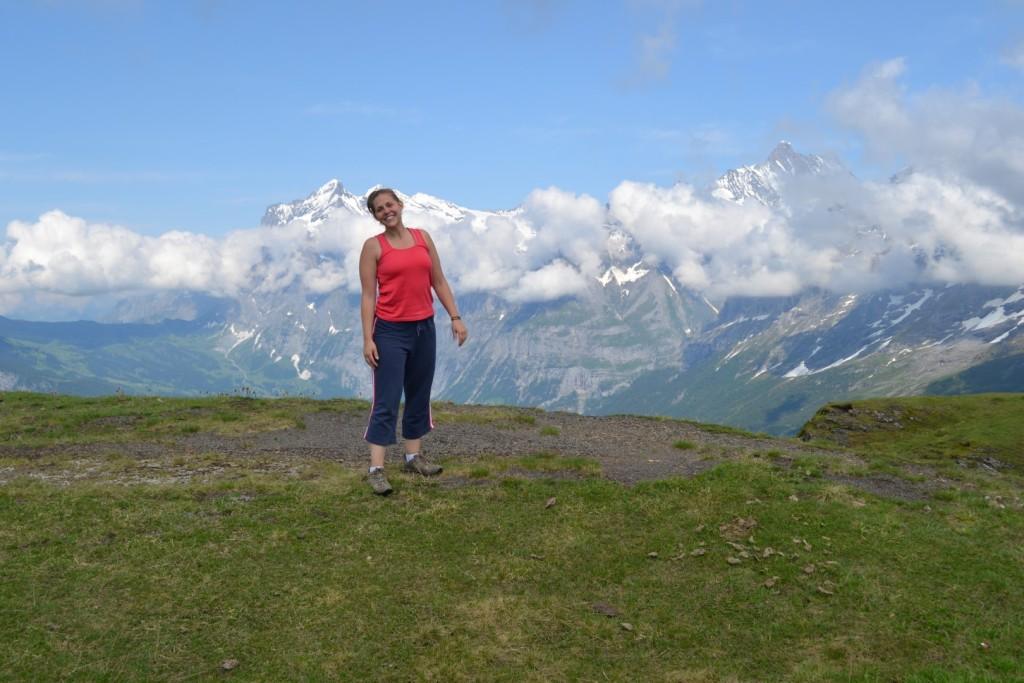 Hiking in Grindelwald Switerland: grindelwald places to see
