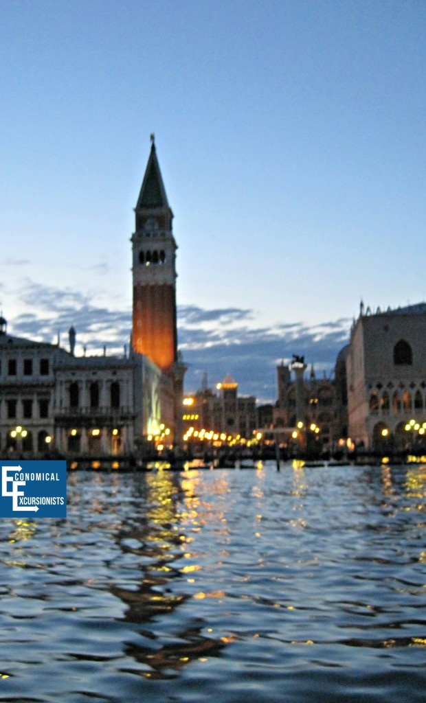 Brilliant! Save money by skipping the Gondola ride and instead using the local ferry to see the Grand Canal