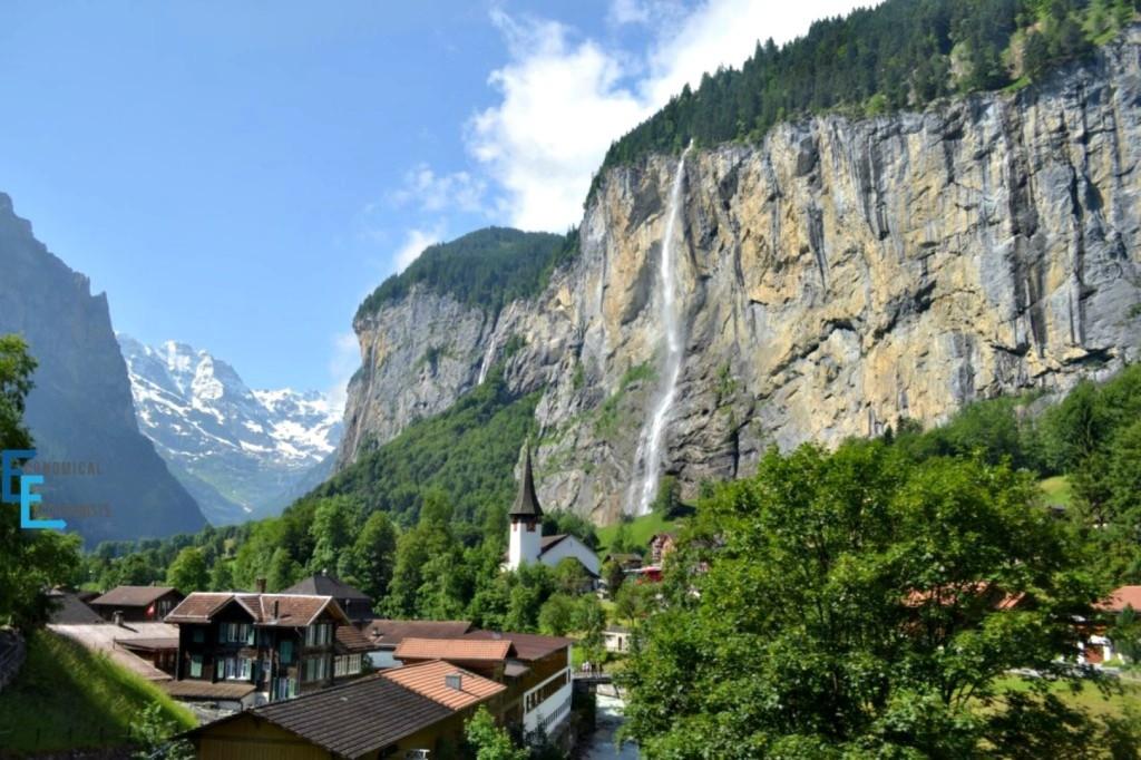 Grindelwald Train Ride