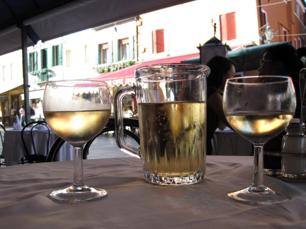 Delicious Burano Wine