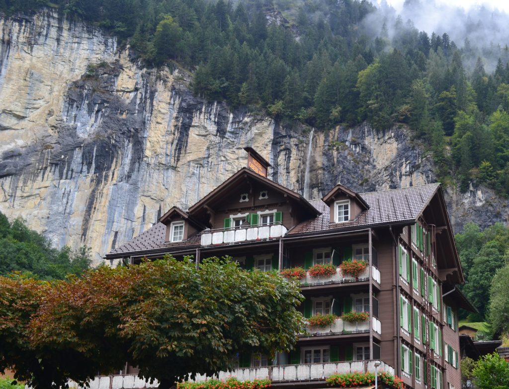 grindelwald where to stay
