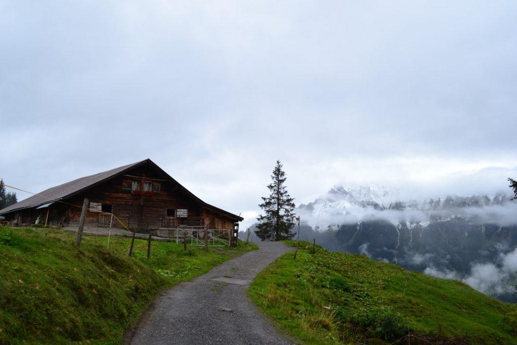 gimmelwald hiking