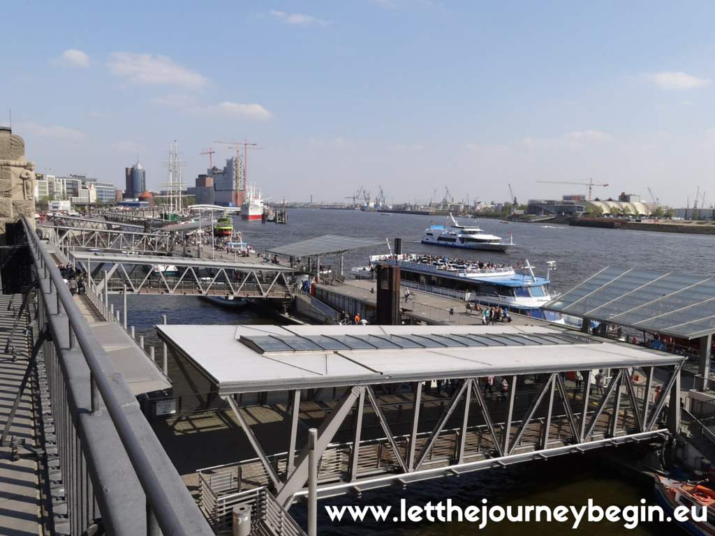 Not just the typical tourist list! Great ideas to get off the beaten path in Hamburg