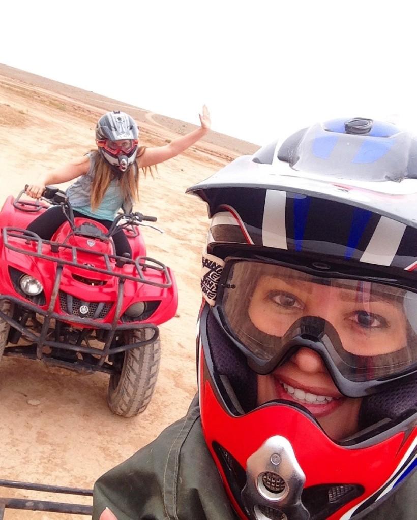 ATV Rides in Morocco