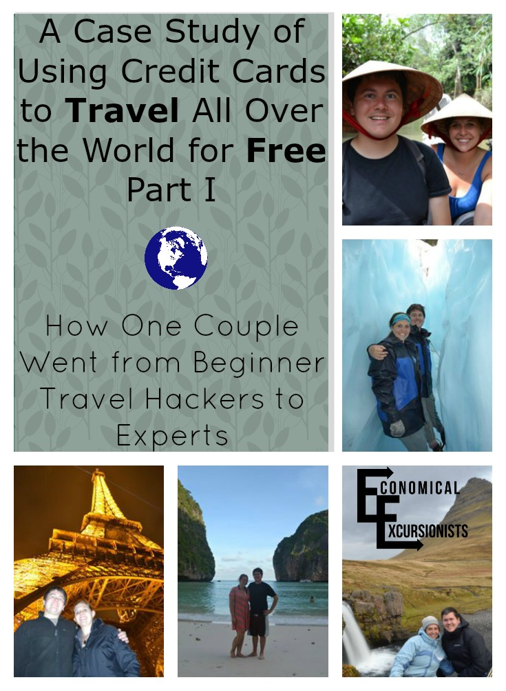This couple shares how using credit cards took them to 40 new countries in just 5 years all for free!!!