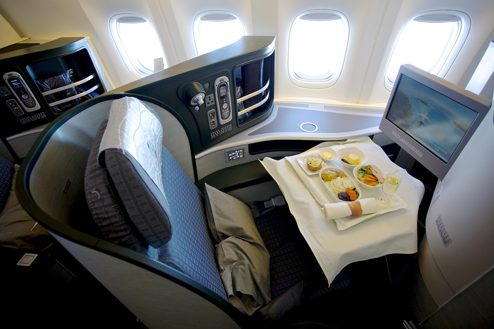 Economy Business And First What S The Difference In Air Classes