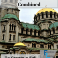 There are so many different and free tours in Sofia that you can combine them all to make a great (FREE!) weekend of site seeing in depth. Oh, did I mention free??