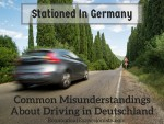 USAREUR License: A Complete Guide to US Military Driving in Germany