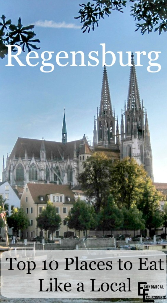 Top Places to Eat like a local Regensburg
