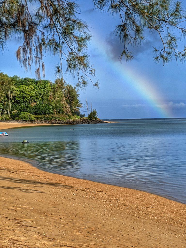 camping kauai