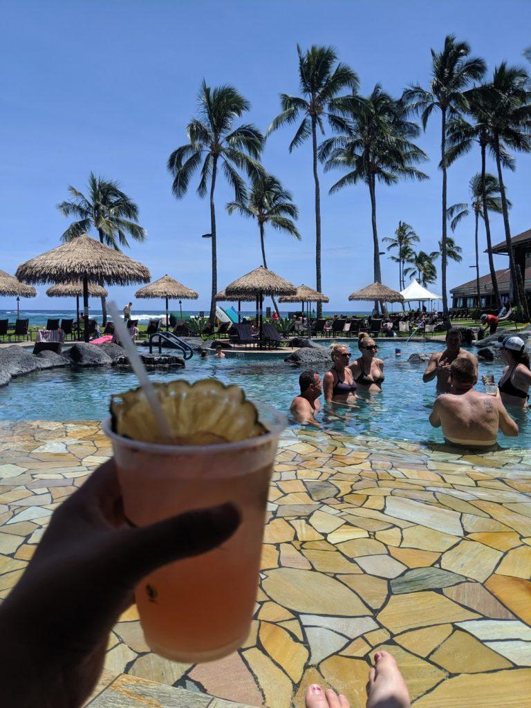 Save big while camping in Kauai to splurge at the expensive kauai resorts