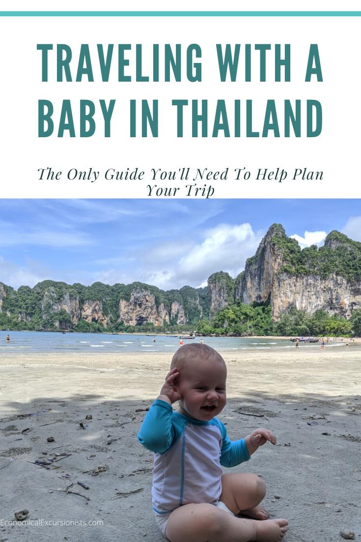 Thailand Thai Baby Toddler Youth Tee Fly Bangkok BKK Airport Kids T-shirt