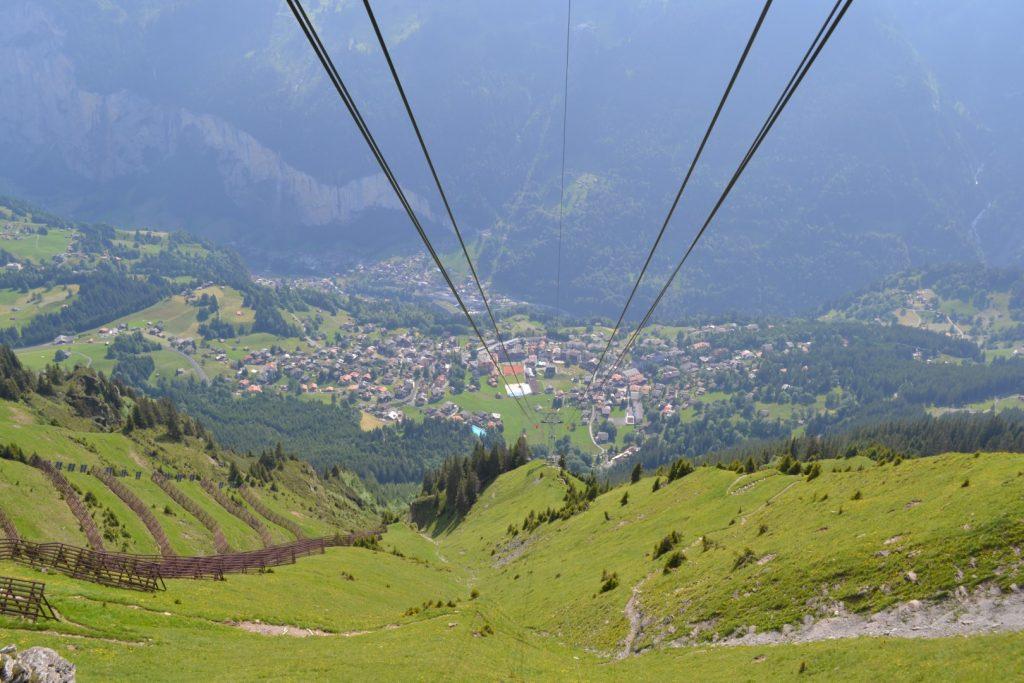 grindelwald gondola