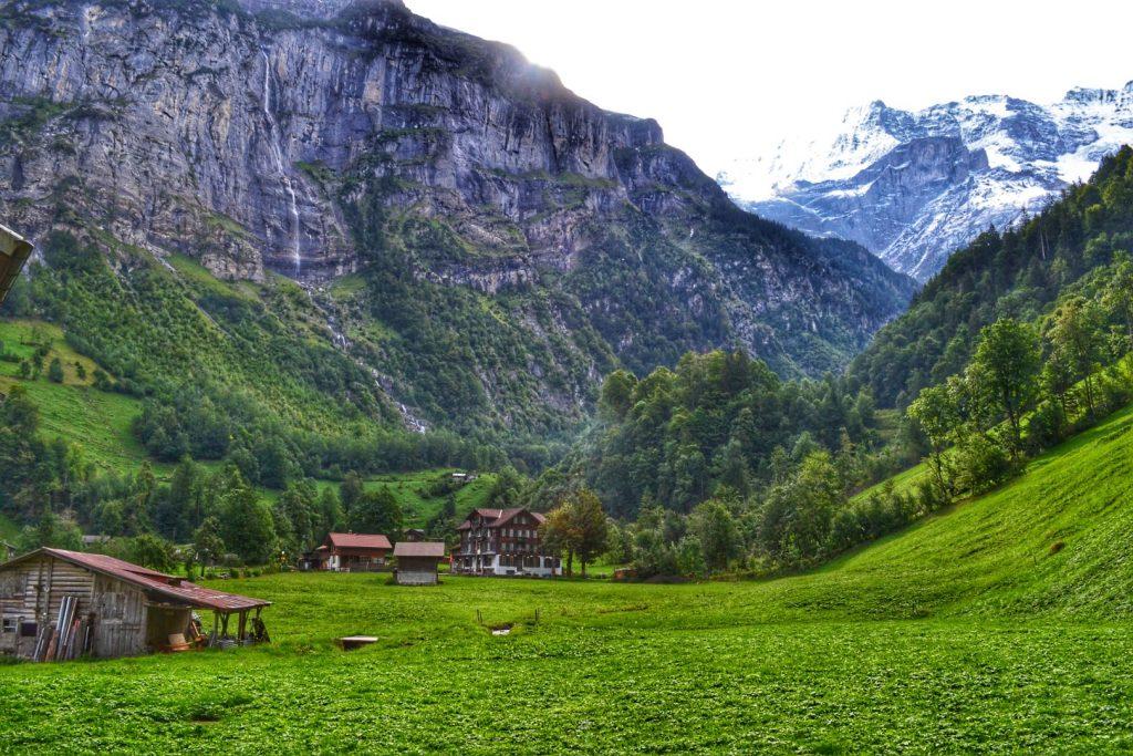 lauterbrunnen blog on the valley walk