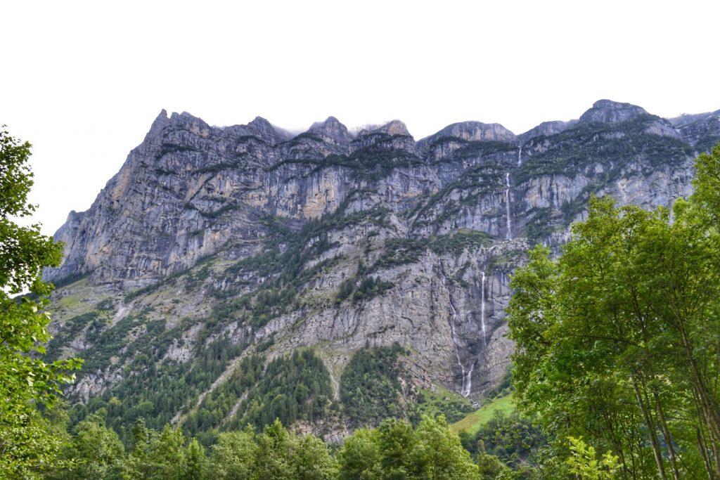 lauterbrunnen waterfalls