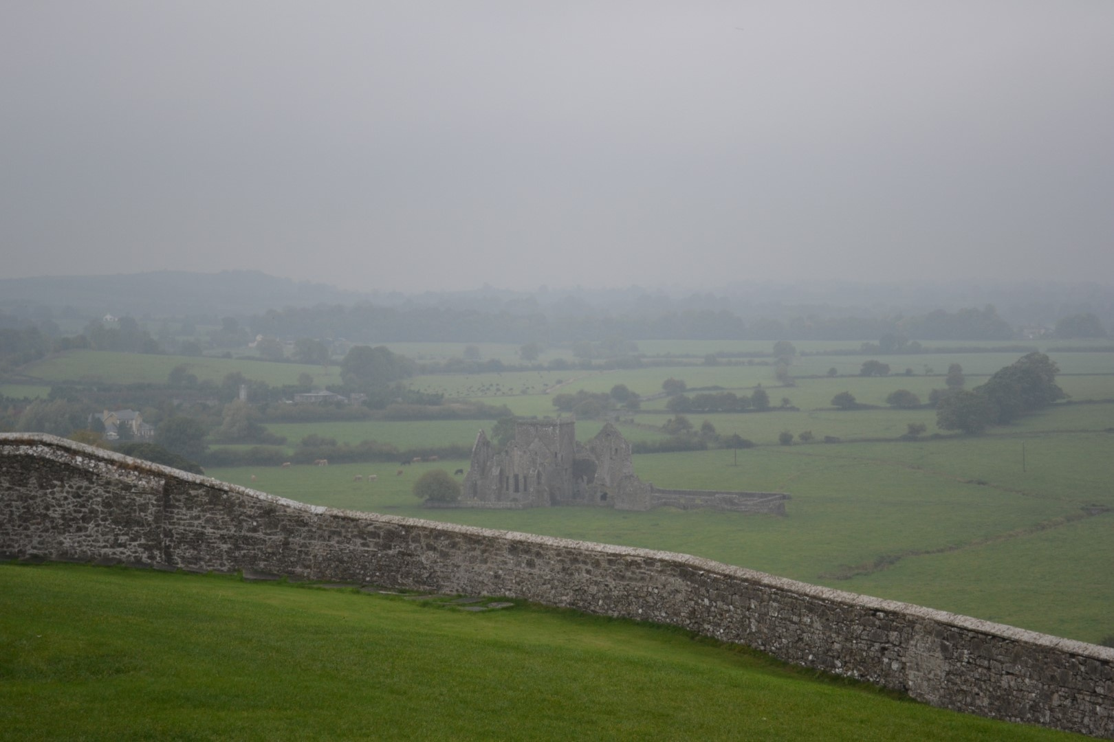 visiting ireland tips: Prepare for all weather