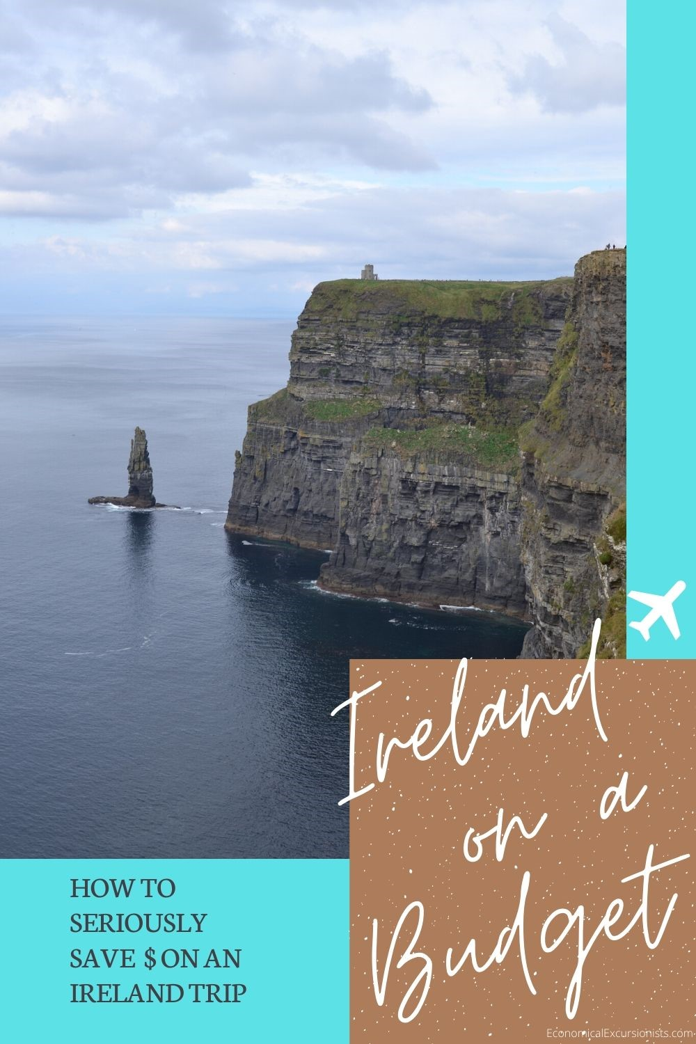 how to travel to ireland on a budget