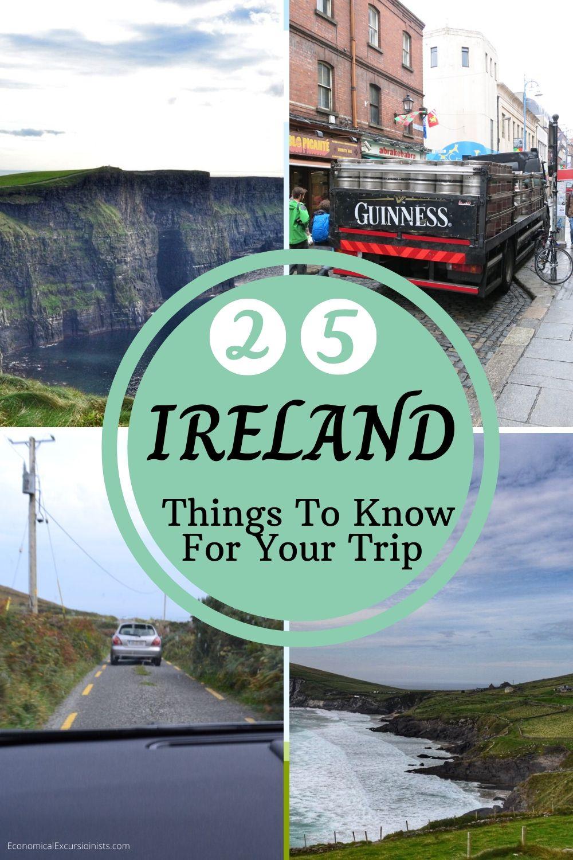 travel to ireland tips
